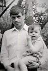 мой папа и я